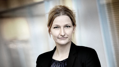 Brit Kannegaard Johannessen, Corporate Vice President, People, Communication &